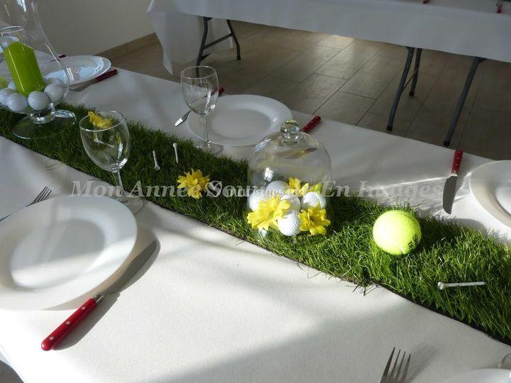 Création décoration table oise
