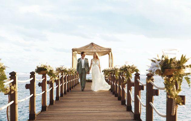 Mariage Maldives