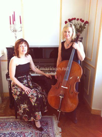Trio Arpeggione, musiciennes