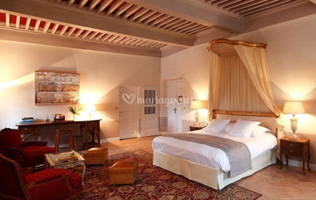 Chambres luxueuses
