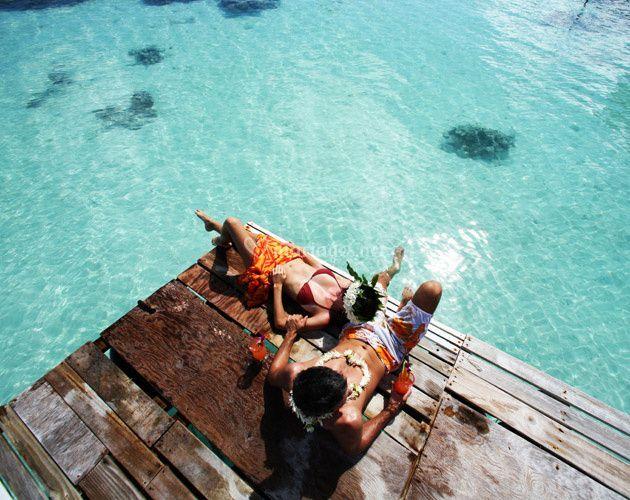 Voyage de noces Polynesie