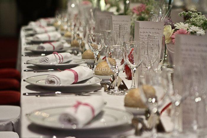 Nos décorations de table