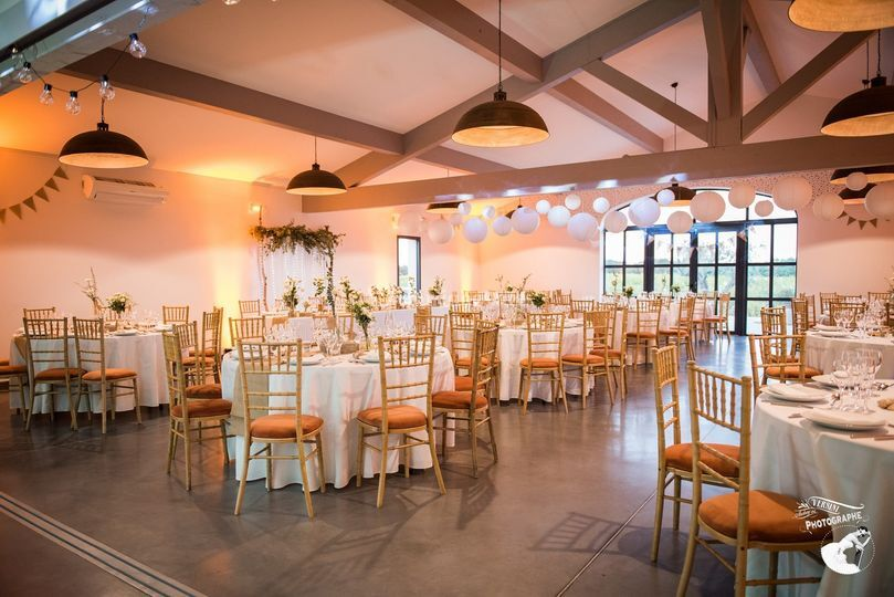Salle mariage Clos St Georges