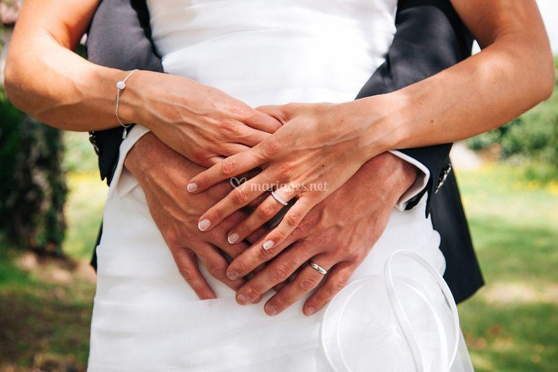 Photographe mariage Nantes sur Laura Leclair Delord
