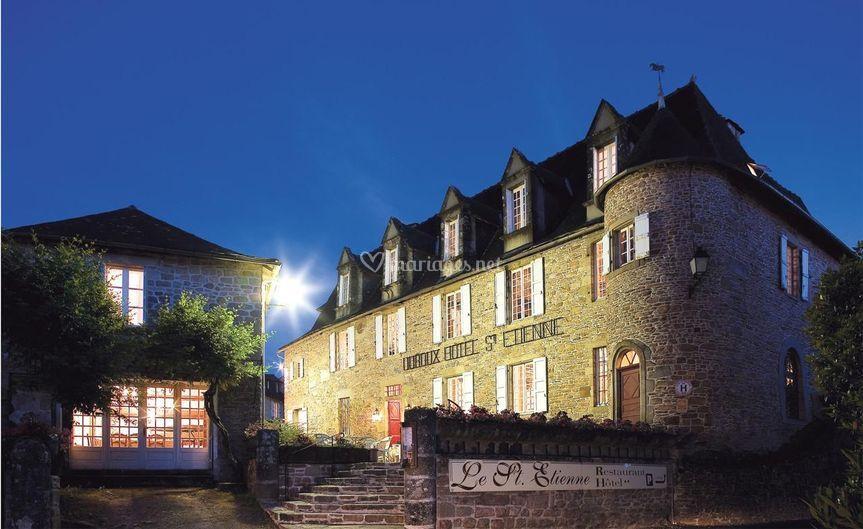 Hôtel-Restaurant Le Saint Etienne