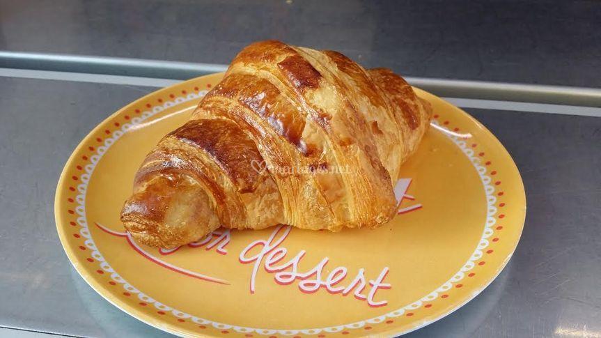 Croissant artisanal