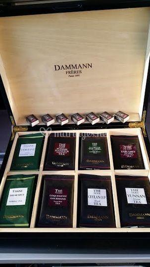 Thés Dammann