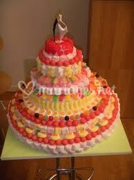 Candy's cake