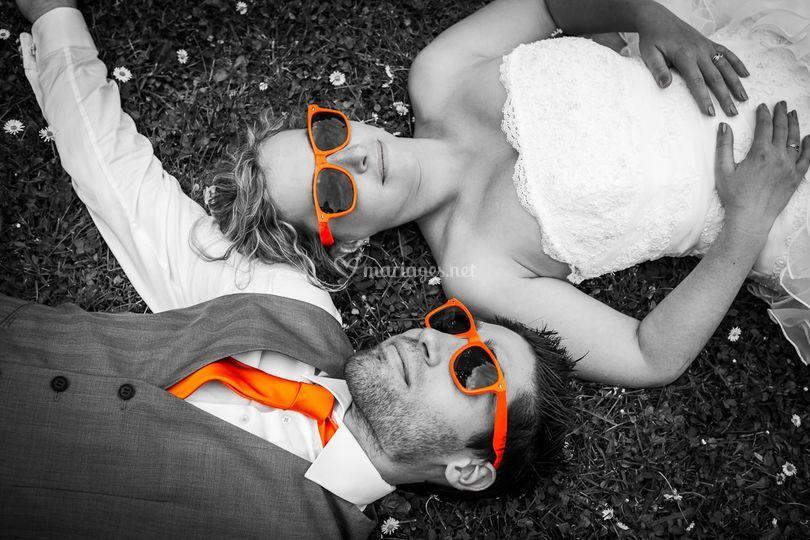 Un mariage en couleur