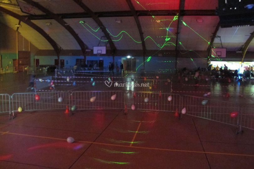 Soiree disco roller