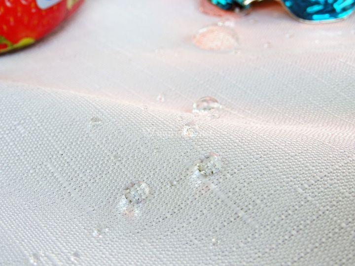 Relief nappe anti-tache
