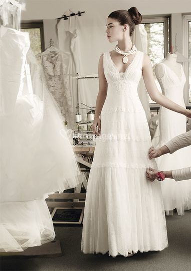 Robe de mariée Anaé