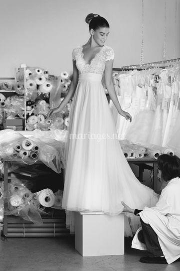 Robe de mariée Angel