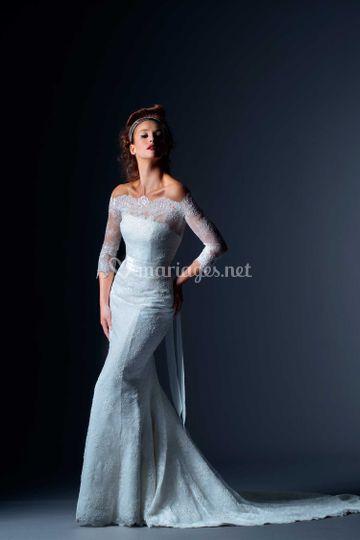 Robe de mariée Anteus