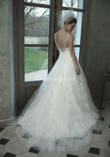 Robe de mariée Bélinda