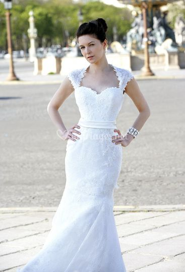 Robe de mariée Caline