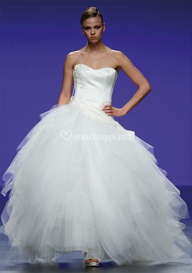 Robe de mariée Dione