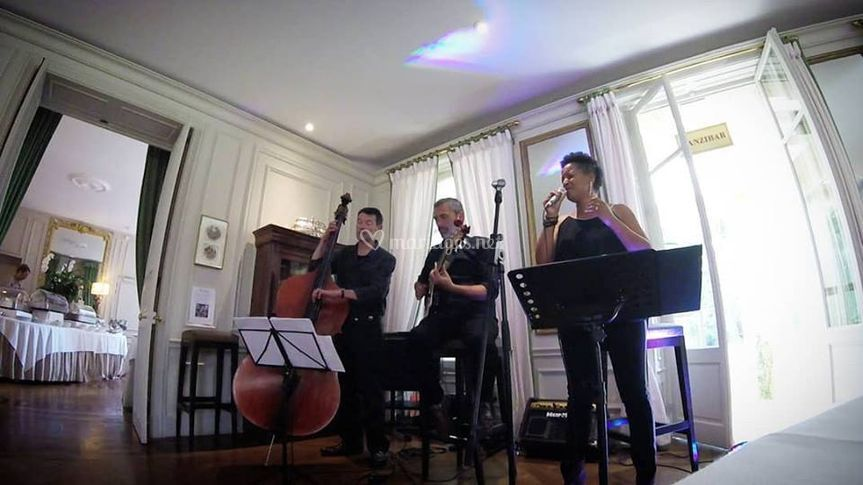 Brunch musical au château