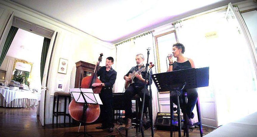 Brunch jazz au château
