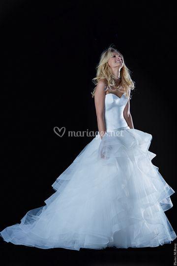 Robe de mariée Ivanoé