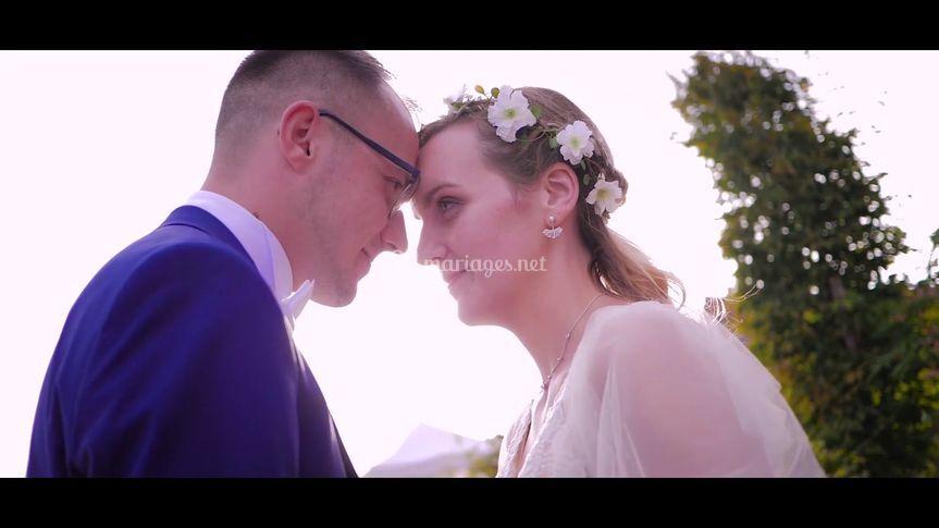 Séance vidéo de couple