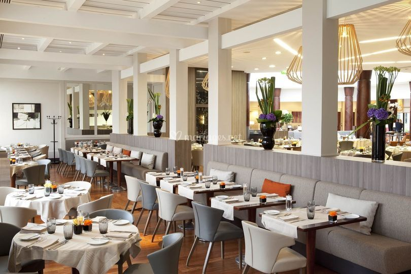 """Restaurant """"Le 5"""" Marriott CDG"""