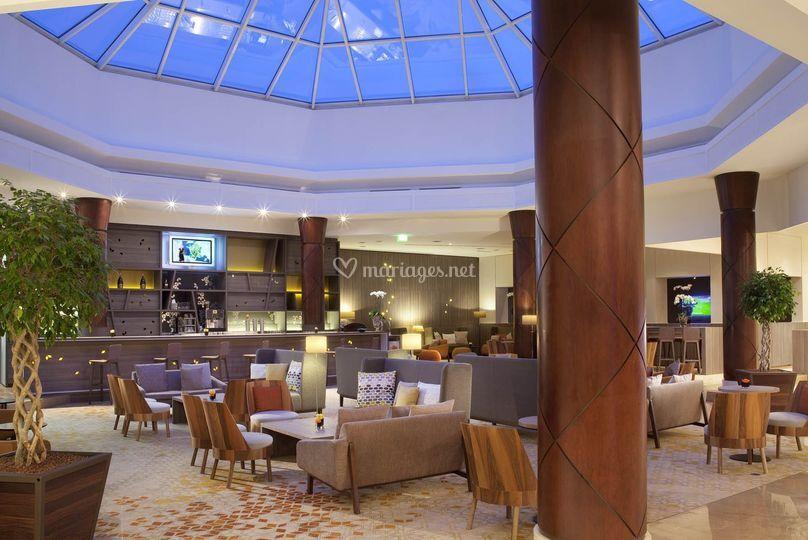 "Lounge Bar ""Le 5"" Marriott CDG"