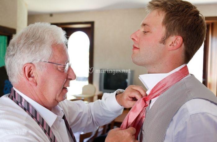 Préparations marié