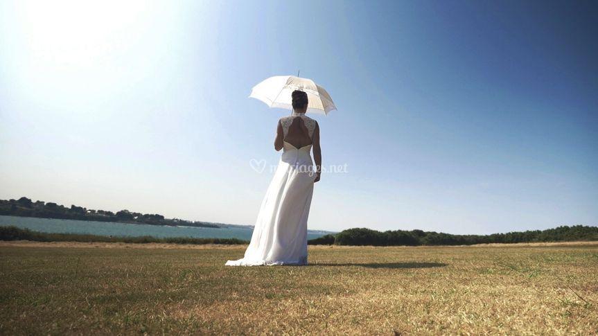 CloMarieMoi - La mariée