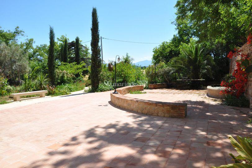 Le jardin méditerranéen
