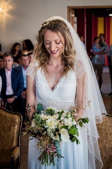 Mariage Aline