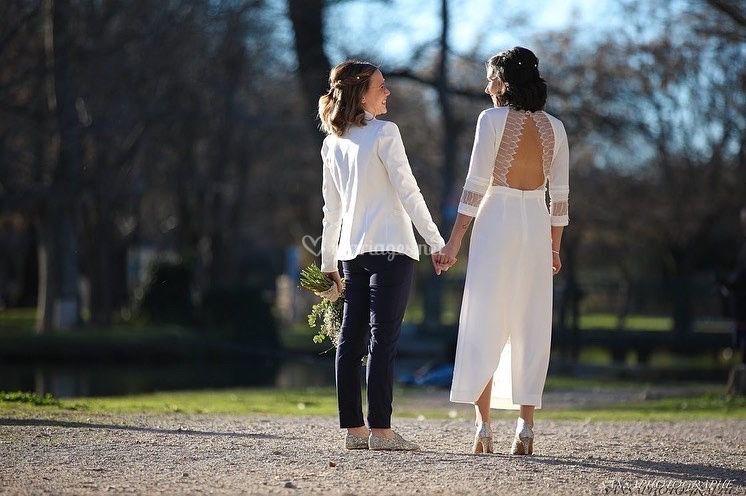 Mariage Manon Laura
