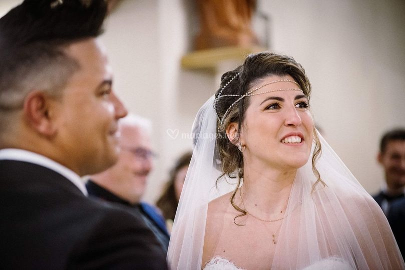 Mariage Priscilla