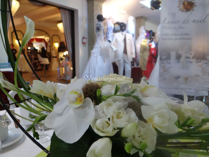 Organisation salon du mariage