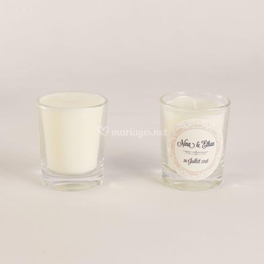 Bougie parfumée 30 g
