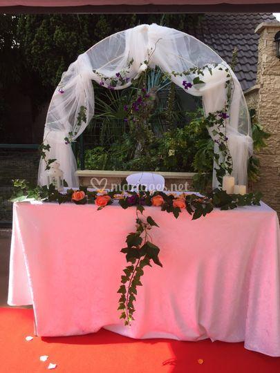 L'arche des mariés