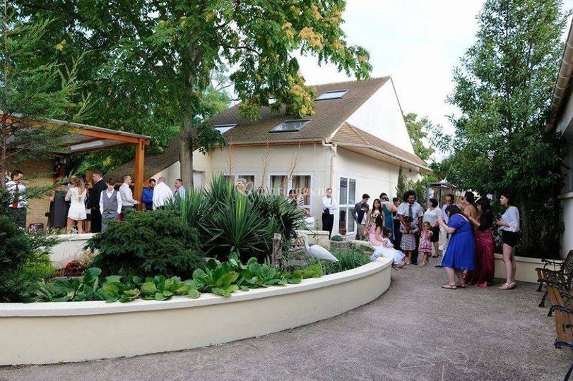Cocktail en plein air de au jardin des saules photo 11 for Au jardin des saules