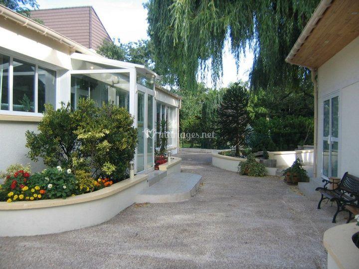 Au jardin des saules de au jardin des saules photo 4 for Au jardin des saules