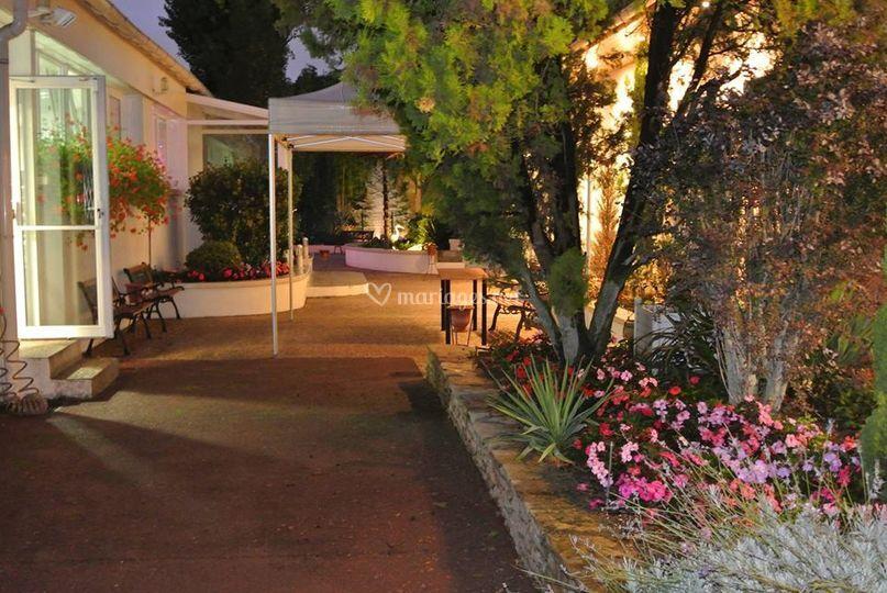 Eclairage de nuit de au jardin des saules photo 13 for Au jardin des saules