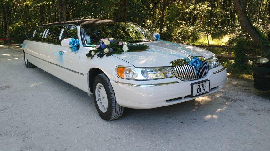 Location de limousine Loiret