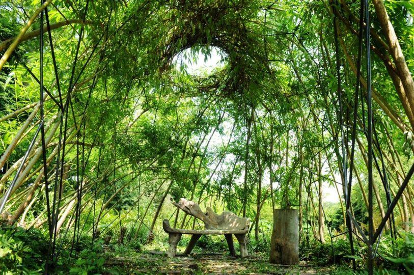 sculpture vgtale sur domaine de quincampoix - Mariage Domaine De Quincampoix