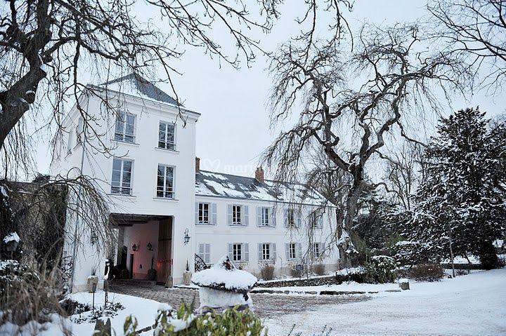 Quincampoix sous la neige