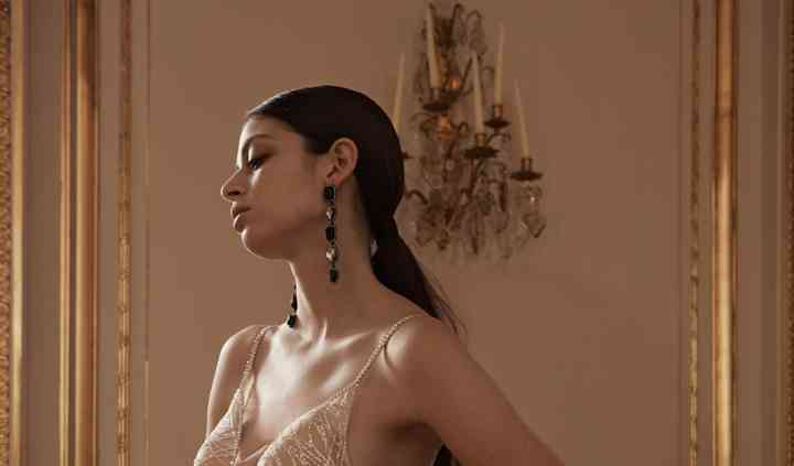 Robe de mariée Susana