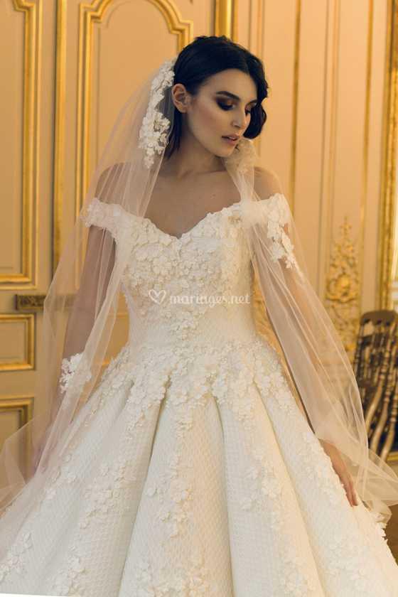 Robe De Mariée Princesse Hora De Maë Collection Paris Photo 42
