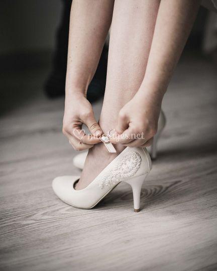 Préparatif - Chaussures