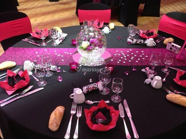Une autre table