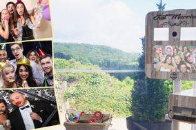 La boîte à clichés - Photobooth