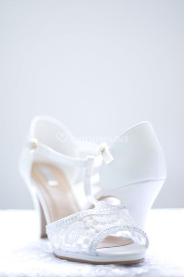 Les chaussures de CE jour...