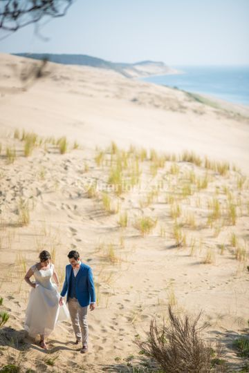 De l'amour & du sable