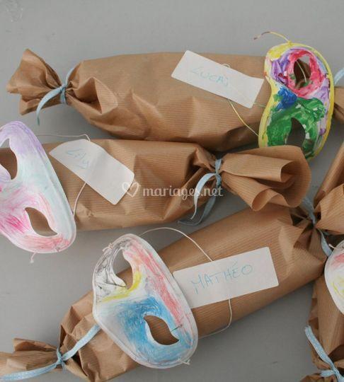 Les bags cadeaux
